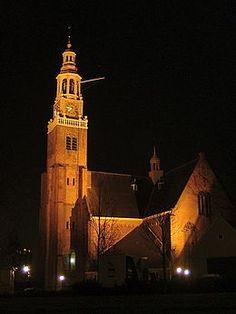 Grote Kerk in Maassluis