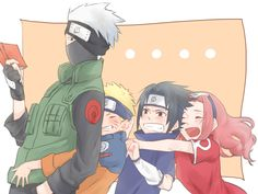 Tags: Fanart, NARUTO, Haruno Sakura, Uzumaki Naruto, Uchiha Sasuke, Hatake Kakashi, Pixiv, Team 7, Fanart From Pixiv, Pixiv Id 10582497