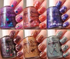The TraceFace Philes: Doctor Lacquer Idioms Come But Once A Year Collection
