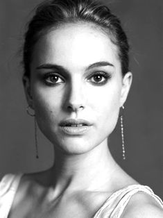 Natalie Portman. I'm all over it.