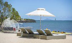 Radisson Blu Azuri Resort & Spa - Rivière du Rempart, Mauritius Mauritius, Resort Spa, Patio, Sea, Building, Places, Outdoor Decor, Travel, Honeymoons
