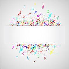 MUSIC note digital banner invitation backround clipart print music key backround by Church Backgrounds, Music Backgrounds, Music Notes Background, Vector Background, Robert Walser, Modele Flyer, Music Border, Music Clipart, Colorful Notes