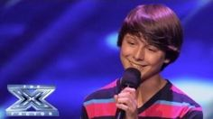 """Stone Martin – Little Guy Rocks """"Little Things"""" – THE X FACTOR USA 2013"""
