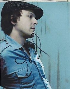 Gavin Degraw Autographed Signed 8X10 Photo COA