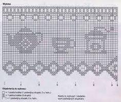 Resultado de imagen para cortinas crochet