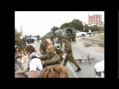 The crime these people committed to deserve being attacked by the Israeli army? A bike tour!