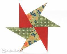 DIY Origami - Bead & Cord