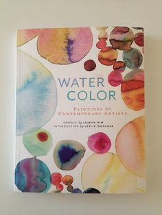 Book Review: Watercolor, Paintings by Contemporary Artists