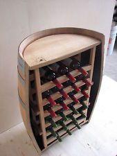 Weinfassweinregal,Weinregal,Weinfass,Holzfass,Bartisch,Deko Wine Rack, Ebay, Cabinet, Storage, Cork, Furniture, Home Decor, Barrel Bar, Building Furniture
