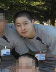 New Photo of #KimHyunJoong in the Military Revealed ♡ glad to see him ♡ #Waiting4KHJ  http://www.soompi.com/2015/05/29/first-photo-of-kim-hyun-joong-in-the-military-revealed/