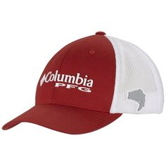 07d850beaf2 Buy the Columbia PFG Fish Graphics Mesh Ball Cap for Men and more quality  Fishing