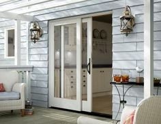 Essence Series® patio door by Milgard