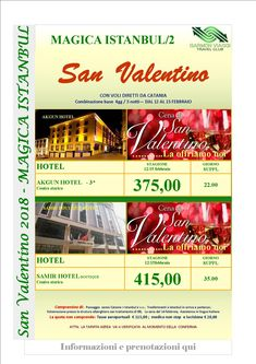 San Valentino a Istanbul – Garmon Viaggi Tour Operator