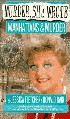 Murder she wrote book - love them all in this series! She's my hero x
