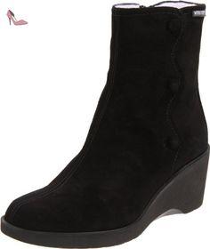 5042e643249 Mephisto - Tensy Black - Boots compensées femme (7 US)  Amazon.fr   Chaussures et Sacs