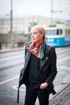 Ellen Claesson. Simple and clean style
