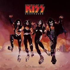 KISS - Destroyer: Resurrected on 180g LP (Awaiting Repress)