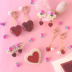 Kawaii, All I Ever Wanted, Character Aesthetic, Everything Pink, Pink Aesthetic, Cute Jewelry, Cupid, Making Ideas, Pretty In Pink