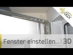 Fenster einstellen - Anleitung & Tipps @ diybook.de