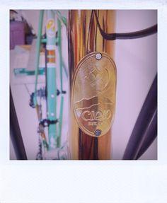Cielo by Cris King, craftsmanship, bike art