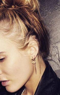 slufoot: earring
