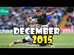 Ultimate Rugby Vines Compilation ► December 2015 Week 3 [ Tries, Tackles, Hits] - YouTube