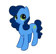 Drawing My Little Pony Ponies  *IF I could learn to do this, Bug would be super impressed with me!! *