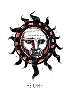 SUN, by MCanales