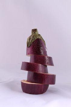 Food, Still Life Eggplant Fruit Nutrition Purple Fruit Nutrition, Still Life Photography, Starters, Eggplant, Nom Nom, Recipies, Cream, How To Make, Purple Food