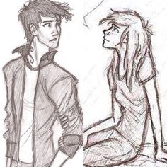 Ivander and Adeline. In Heidi's original plans for her stories, the two were meant to fall in love and rule Taia together. Of course, that's not how things happened at all.