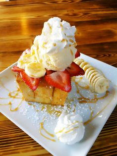 honey toast~♥