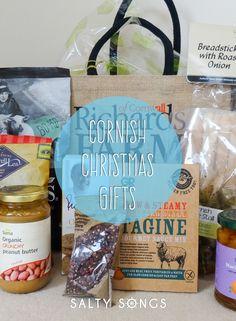 A selection of Cornish Christmas gifts...