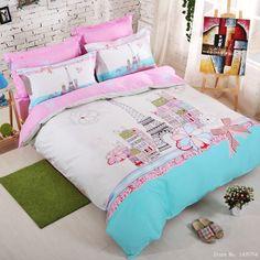 find more bedding sets information about luxury paris eiffel tower bedding queen size