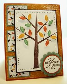 i STAMP by Nancy Riley: SEASON OF FRIENDSHIP TO YOU FROM ME