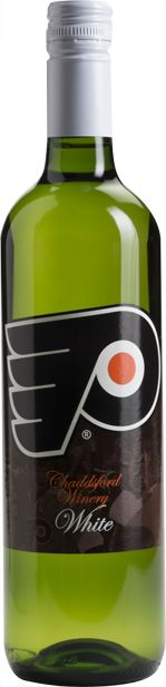 Chaddsford Winery has a blended white wine that is the preferred wine of the Philadelphia Flyers.