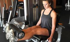 Leg Extension Free-Weight Alternatives http://garagegymplanner.com/free-weight-alternative-exercises/