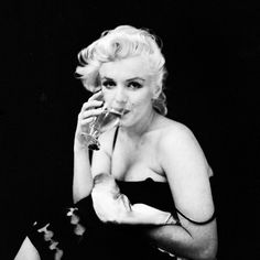 "This is one of the sittings that Milton and Marilyn did while Marilyn, hiding in self-imposed exile from her public, was living with the Greene family in New York. Milton, Jay Kanter, and Irving Stein sued 20th Century Fox to gain Marilyn's release from her ""slave"" contract. They won, and a month after this picture was taken, she appeared in public for the first time in a year. This newly restored image has never been previously exhibited or published."