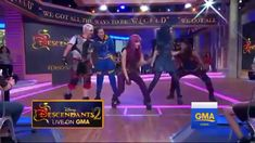 Ways To Be Wicked & What's My Name (live version) Disney Descendants Songs, Descendants Videos, Disney Channel Descendants, Descendants Cast, Disney Music, Disney Xd, Mals Spell Book, Ghostbusters, Disney Theory