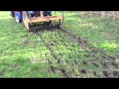 Pasture rejuvenation with foton 254 and tanco aerator Food Plots For Deer, Tractor Accessories, Tractor Implements, Homestead Farm, Farm Tools, Garden Equipment, Farm Fence, Homemade Tools, Small Farm