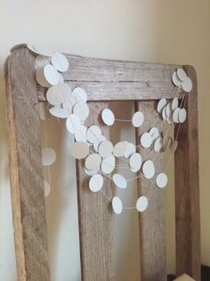 Hey, I found this really awesome Etsy listing at https://www.etsy.com/listing/176858496/10-25-feet-wedding-garland-party