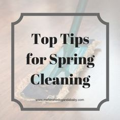 Winter is slowly on its way out and with the first day of spring quickly approaching (20th March) there's only one thing to do; spring clean! I think in winter I tend to get a bit lazy as the cold weather makes me less inclined to clean. I'd much rather be wrapped up on the …