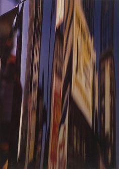 Ernst Haas. New York. 1949-53