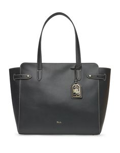 Handbags | Up To 50% Off Select Handbags | Parker Large Leather Tote | Lord and Taylor