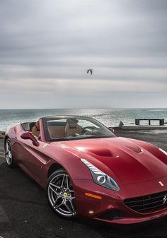 Because I'm from California.  Ferrari California.  www.jamesavina.com #goals #sunnysocal