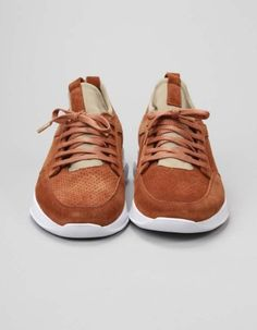 The Mallet Footwear Archway trainers have neoprene socks with chunky soles. Lace Up Trainers, Camel, Adidas Sneakers, Baby Shoes, Footwear, Heels, Clothing, Fashion, Heel