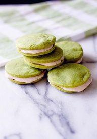 Green Tea Shortbread | Food Desserts | Pinterest | Green Teas, Teas ...