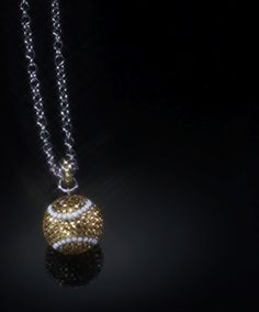 Beautiful Tennis Necklace