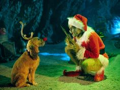 Love the Grinch that Stole Christmas with Jim Carrey!