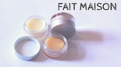 Baume Maison : des ingrédients simples, une recette facile. Convenience Store, Eyeshadow, Diy, Beauty, Cover, Lip Stains, The Body, Home Made, Products