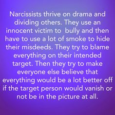 Narcissists and their bullying                                                                                                                                                                                 More